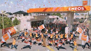 エネオス&ディズニーCMの女優・上白石萌歌が究極にかわいい|「エネオス貸切ナイト」の歌とダンスに視聴者も釘付け。