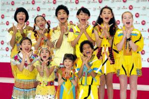 「Foorin team E」外国人の子供メンバープロフィールまとめ|英語英訳バージョンの歌詞も合わせてチェック。