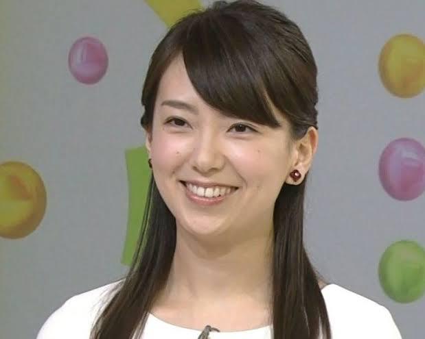 和久田麻由子アナのカップスタイルやすっぴん・ほくろが綺麗だと話題に ...