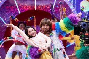 コトダマンCM女優の平祐奈&俳優の小澤征悦が謎すぎる|ダンスと歌がクセになると話題に。