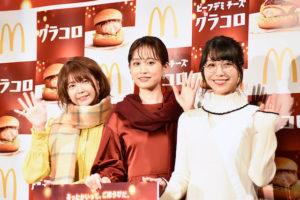 グラコロアニメCMの声優&作画制作会社(新海誠ではない)を総まとめ|マックCMの前田敦子・竹達彩奈・愛美の豪華共演が話題に。