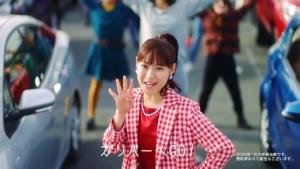 ガリバーCM女優の瀧本美織が可愛すぎる|ララランドっぽいミュージカル風CMが話題に。