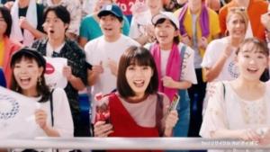 コークオンアプリCM女優の池田エライザはじめ出演者まとめ|オリンピックをPRするのは豪華な3人。