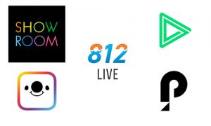 ライブ配信アプリおすすめランキング|今面白い一般の人が見れるライブ配信アプリはどれ?